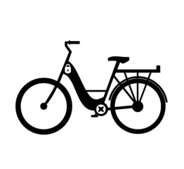 Wall Mural - Bicycle
