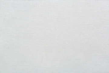 linen canvas white background