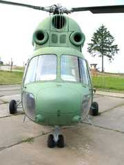 helicopter MI
