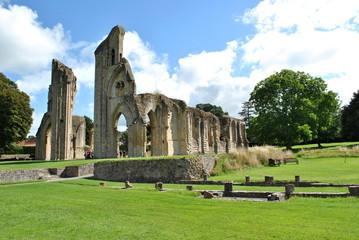 glastonbury l'abbaye 7