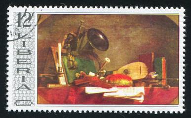 Still Life by Jean Baptiste Chardin