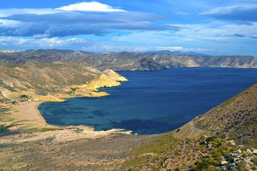 Natural park Cabo de Gata, Almeria, Spain
