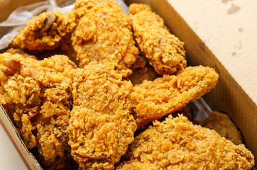 Fried chicken take away