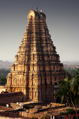 Wall Mural - Virupaksha temple