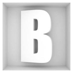 volume letter of the alphabet