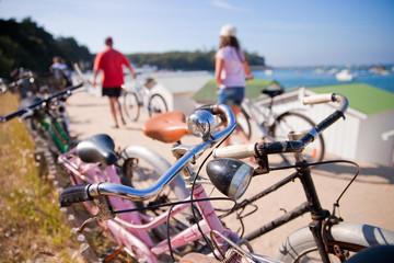 France > Vendée > Noirmoutier > Vélo