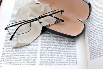 Sfondi powerpoint occhiali