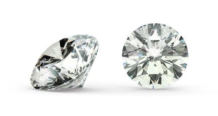 Round Cut Diamond