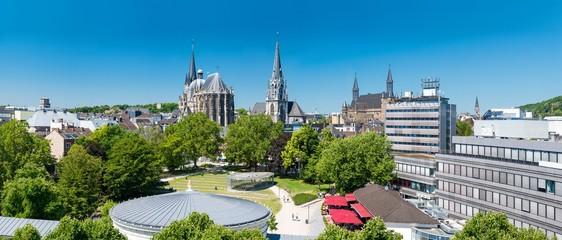 Aachen Panorama