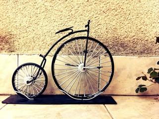 Photo sur Aluminium Vintage Bicycle