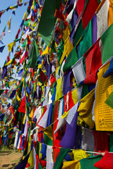 Buddhism, Prayer flags
