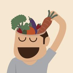 Brain's food