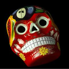 Artisan Mexican Skull