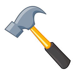 hammer isolated illustration