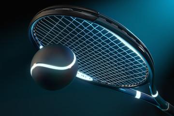 Rakieta tenisowa - 55250392