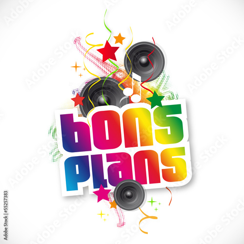"""""""Bons Plans"""" Stock Image And Royalty-free Vector Files On"""