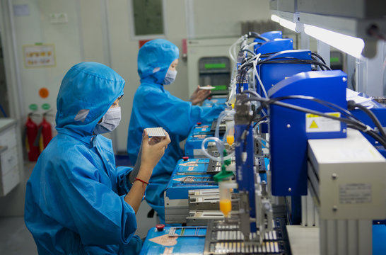 science factory china production LED technology