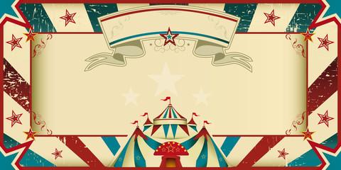 dirty circus invitation