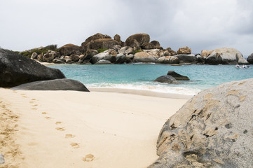 Rocks at Virgin Gorda