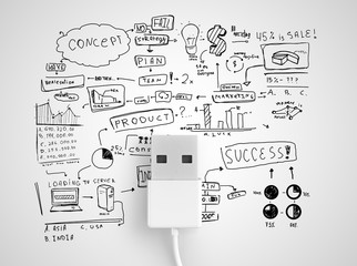 usb conect with business strategy