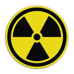 symbols of radiation