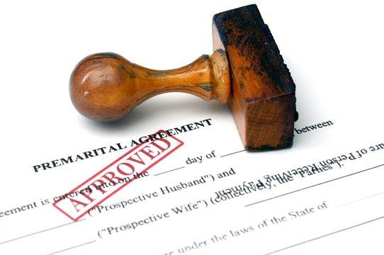 Premarital agreement