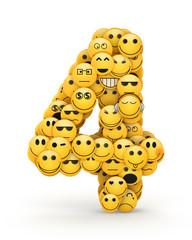 Emoticons number 4