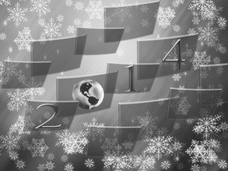 new year, celebrations, , silver