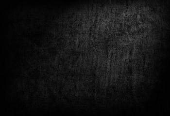 Dark textile background