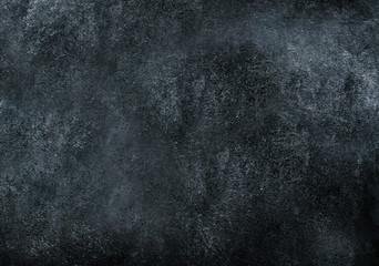 Eine graue Wand