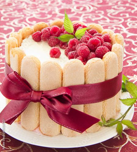 Торт шарлотта рецепт с фото