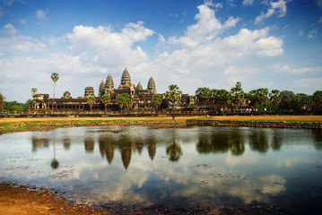 Sticker - Angkor Wat