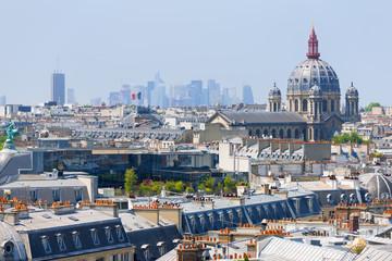 Skyscrapers of Paris