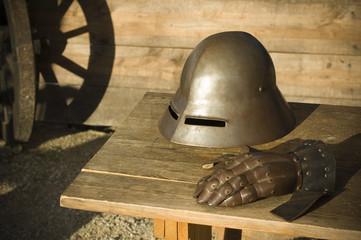 Knight encampment