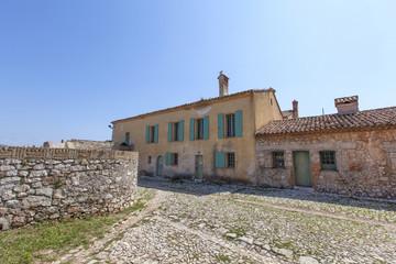 ile ste-marguerite, prison near Cannes.