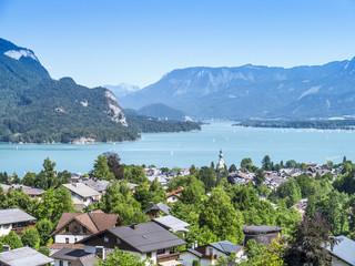 Austria Lake Wolfgangsee