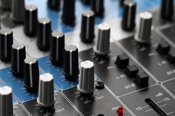 Recording Mixer