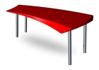 Moderner Tisch