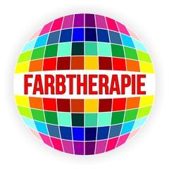 Farbtherapie - Schild