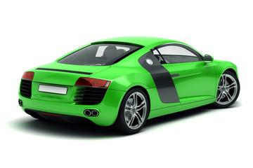 Papier Peint - Sports car