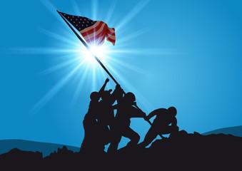 bataille d'Iwo Jima 2ème guerre mondiale