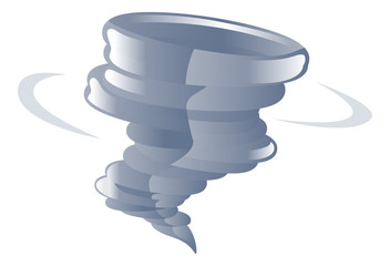 Weather icon clipart tornado cyclone illustration