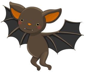vampire bat cartoon character