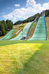 Große Olympiaschanze Garmisch-Partenkirchen