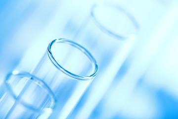 Laboratory test tube.