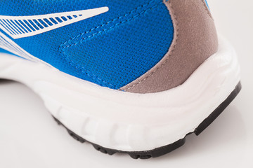 Closeup photo of trainers