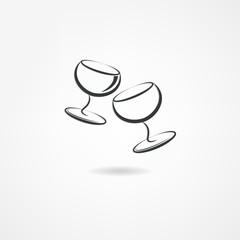 stemware icon