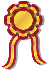 Spanish cockade
