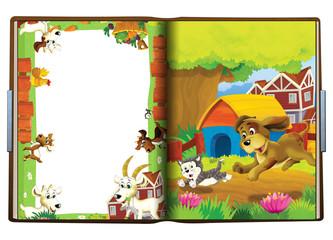 Cartoon image - isolated - illustration for children -