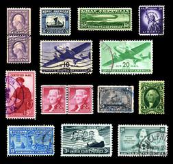 Briefmarken aus den USA
